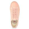 Růžové dámské tenisky s gumovou špičkou bata-bullets, růžová, 589-5333 - 17