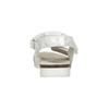 Stříbrné dívčí sandály mini-b, stříbrná, 261-1612 - 15