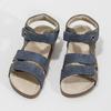 Dětské sandály na suché zipy mini-b, modrá, 261-9609 - 16