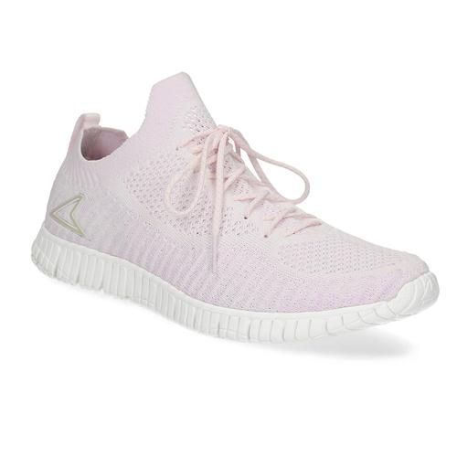 Power Dámské úpletové tenisky růžové - Sportovní styl  286ba69d93