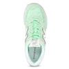 Zelené dámské tenisky new-balance, zelená, 503-7281 - 17