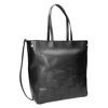 Černá kabelka s proplétáním bata, černá, 961-6236 - 13