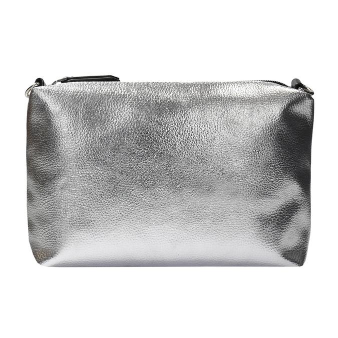 Černá Crossbody kabelka s perforací bata, černá, 961-6331 - 17