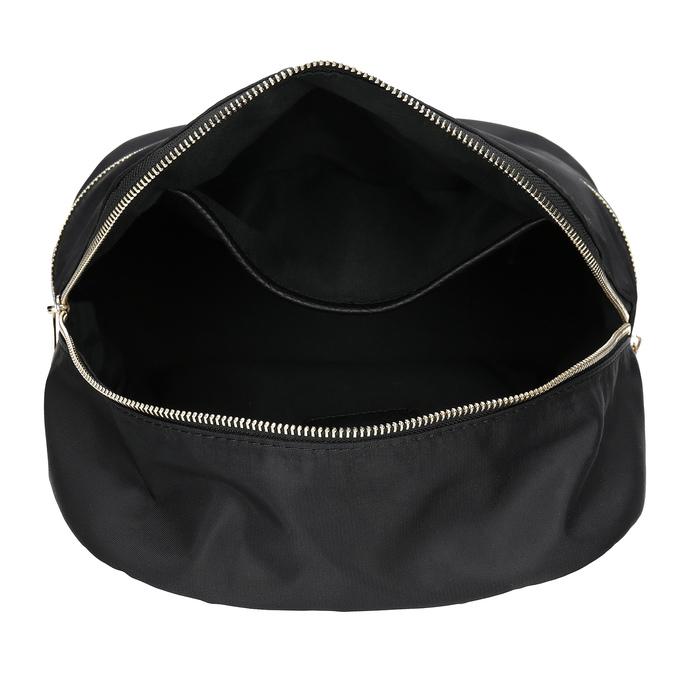 Malý černý batůžek bata, černá, 969-6688 - 15