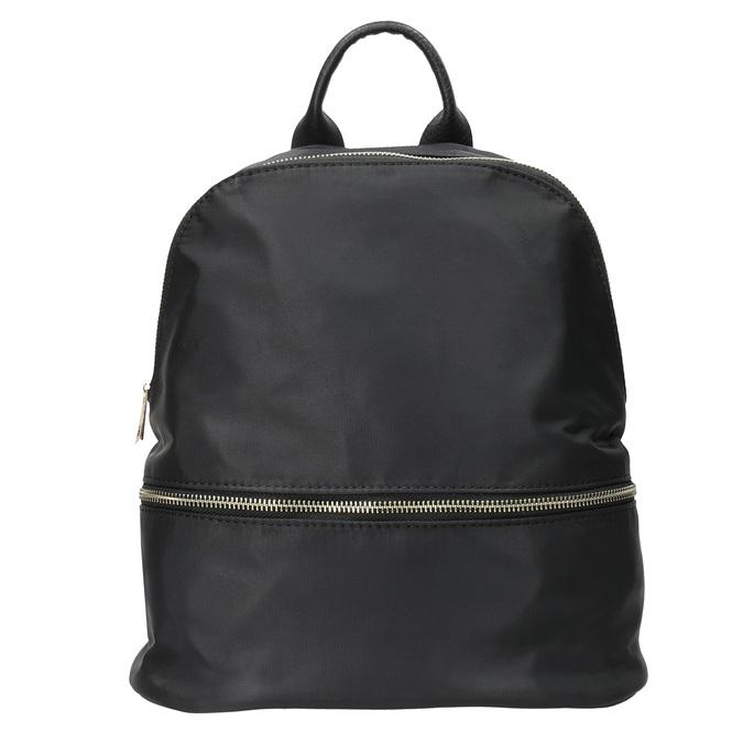 Malý černý batůžek bata, černá, 969-6688 - 26
