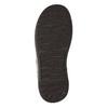 Prošívané kožené pánské žabky bata, šedá, 866-9845 - 19