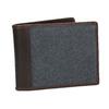 Pánská peněženka v kombinaci kůže a textilu bata, modrá, 949-9603 - 13