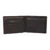 Pánská peněženka v kombinaci kůže a textilu bata, modrá, 949-9603 - 15