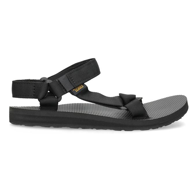 Černé dámské sandály v Outdoor stylu teva, černá, 569-6535 - 19