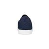 Modré pánské Slip-on boty z textilu bata-red-label, modrá, 839-9602 - 15