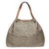 Dámská kabelka se vzorem bata, vícebarevné, 969-6196 - 16