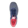 Dámské tenisky melírované nike, modrá, 509-9838 - 17