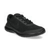 Černé dámské tenisky ve sportovním stylu nike, černá, 509-6850 - 13