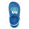 Modré dětské sandály s žabkou coqui, modrá, 272-9651 - 17