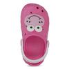 Dívčí sandály se žabičkou růžové coqui, růžová, 272-5651 - 17