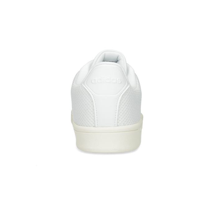 Bílé pánské tenisky se síťovinou adidas, bílá, 809-1395 - 15