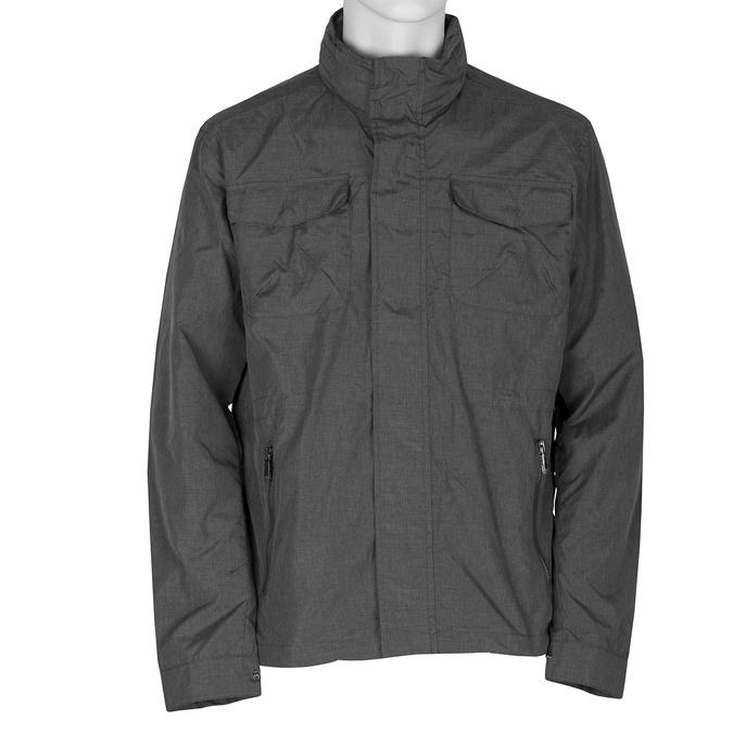 Pánská textilní bunda šedá bata, šedá, 979-2137 - 13