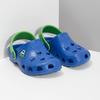 Modré dětské sandály se žabičkou coqui, modrá, 272-9650 - 26