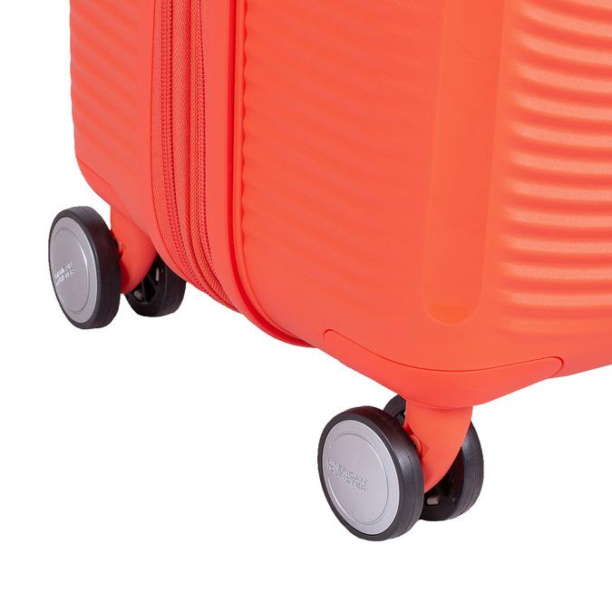 Oranžový kufr na kolečkách american-tourister, oranžová, 960-5614 - 16