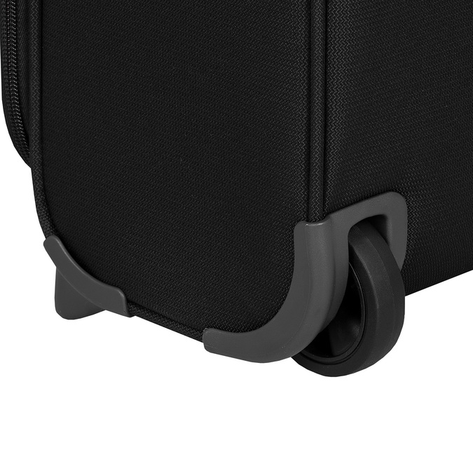 Menší cestovní kufr černý samsonite, černá, 969-6617 - 16