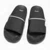 Jednoduché černé pánské nazouváky bata, černá, 861-6602 - 16