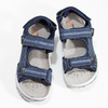 Modré chlapecké sandály weinbrenner, modrá, 463-9605 - 16