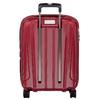Červený skořepinový kufr na kolečkách malý roncato, červená, 960-5738 - 26