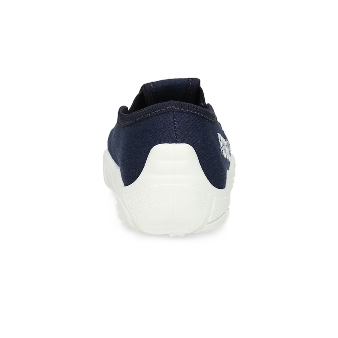 Tmavě modrá dětská Slip-on obuv mini-b, modrá, 379-9601 - 15