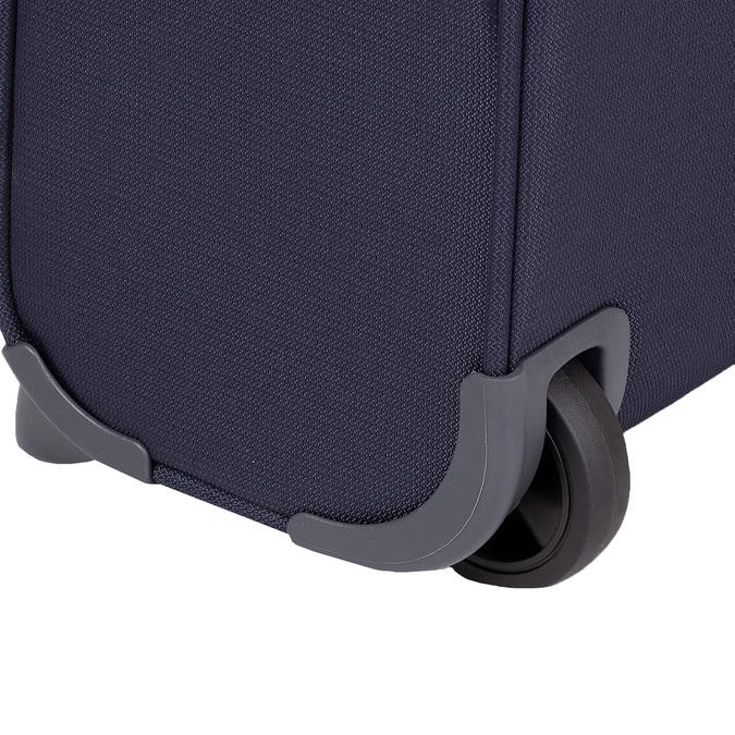 Příruční zavazadlo na kolečkách samsonite, modrá, 969-9618 - 16