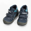 Dětské kotníkové boty na suché zipy modré bubblegummers, modrá, 111-9628 - 16