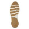 Hnědá kožená pánská kotníčková obuv bata, hnědá, 846-3645 - 18