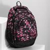 Školní batoh s puntíky bagmaster, růžová, 969-5719 - 17