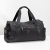 Černá cestovní taška s popruhem atletico, černá, 969-6690 - 17