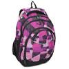Dívčí školní batoh fialovo-růžový bagmaster, růžová, 969-5720 - 13