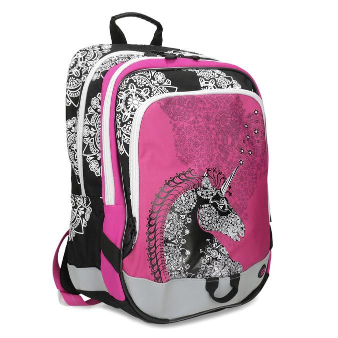 Bagmaster Školní batoh s jednorožcem - Školní batohy  0e79dfc75d