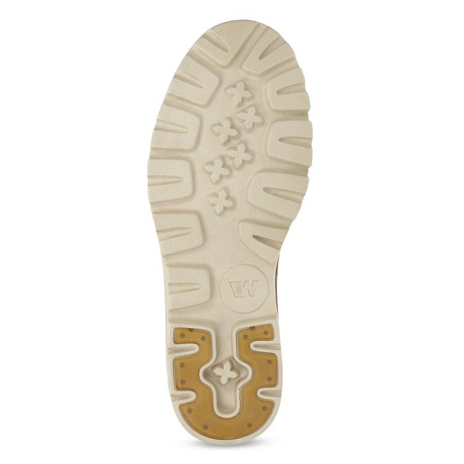 Kotníčková dámská obuv weinbrenner, modrá, 594-9323 - 18