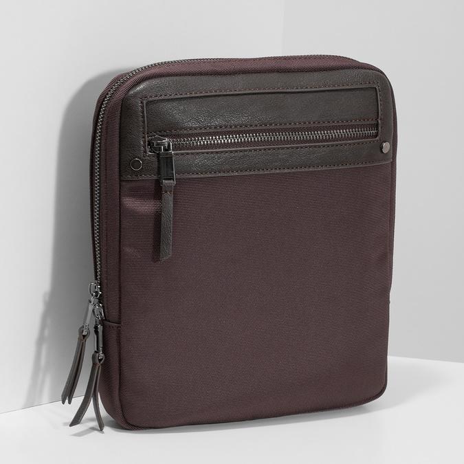Pánská crossbody taška bata, hnědá, 969-4692 - 17