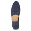 Černá kožená Chelsea obuv s přezkou bata, černá, 826-6781 - 18