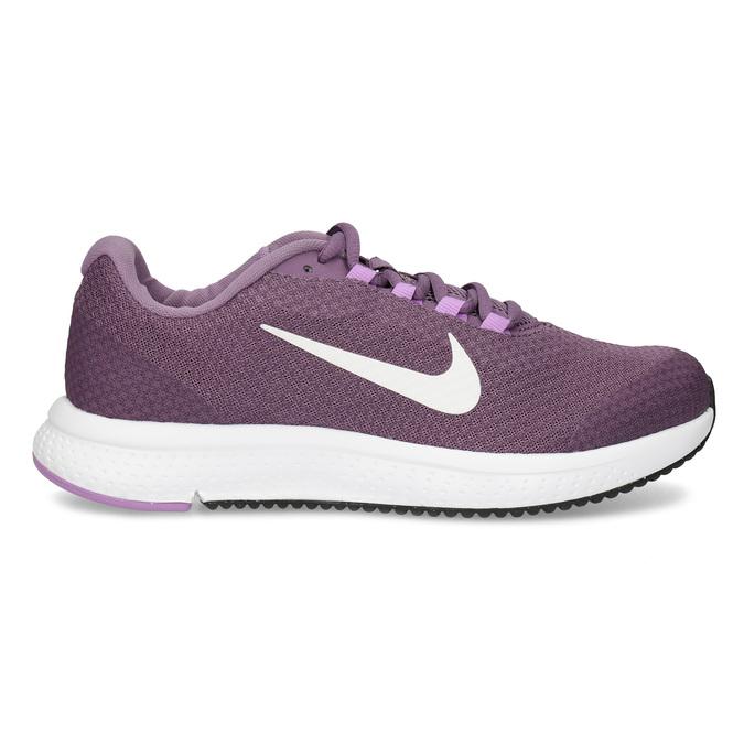 Fialové dámské sportovní tenisky nike, fialová, 509-5325 - 19