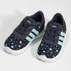 Modré dětské tenisky se vzorem adidas, modrá, 109-9200 - 16
