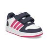 Bílé dětské tenisky na suché zipy adidas, vícebarevné, 101-1194 - 13