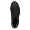 Kotníčková kožená dámská Chelsea obuv bata, černá, 596-6713 - 17