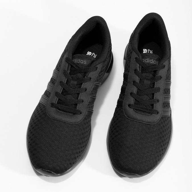 Pánské sportovní tenisky černé adidas, černá, 809-6198 - 16