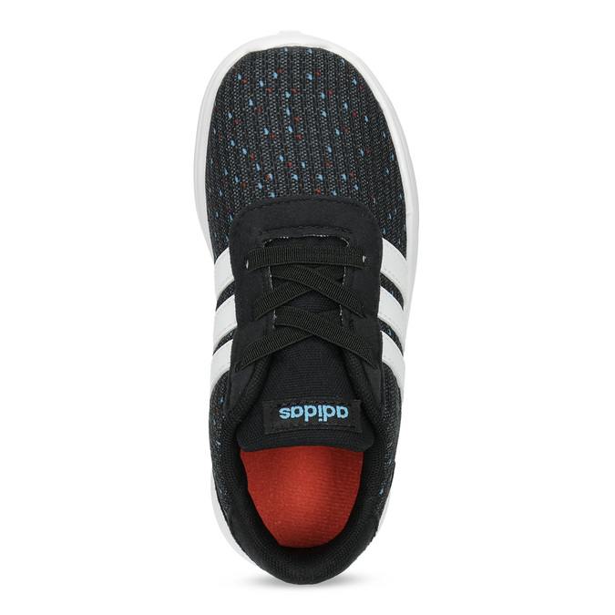Dětské sportovní tenisky černo-modré adidas, černá, 109-6200 - 17