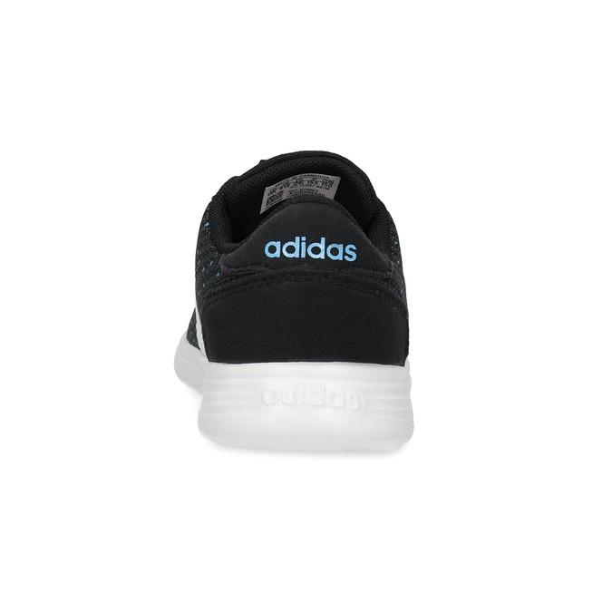 Dětské sportovní tenisky černo-modré adidas, černá, 109-6200 - 15