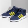 Dětské modro-žluté kotníčkové tenisky adidas, modrá, 401-9345 - 16