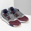 Pánské tenisky z broušené kůže new-balance, červená, 803-5171 - 26
