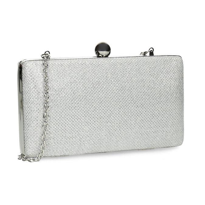 Stříbrné psaníčko pevného tvaru bata, stříbrná, 969-1702 - 13