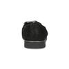 Dámské kožené baleríny černé flexible, černá, 526-6663 - 15