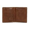 Hnědá kožená pánská peněženka bata, hnědá, 944-3217 - 15